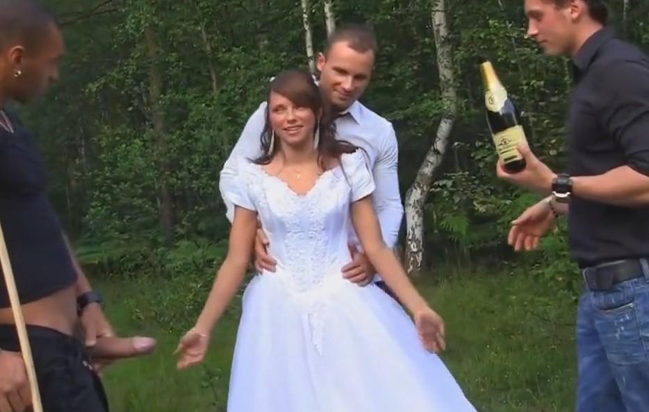 Русское Порно Трахают Невесту
